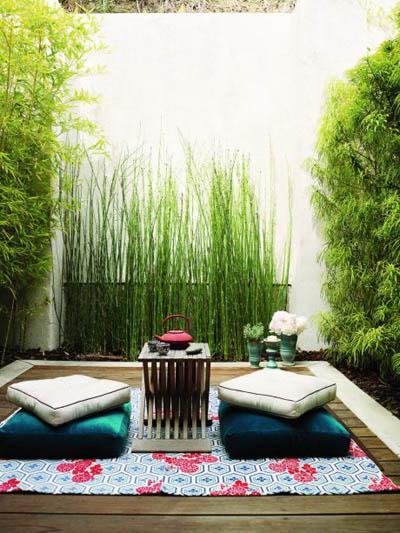 10 ideas grandes para jardines peque os dise os de - Decoracion zen fotos ...