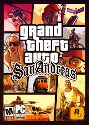 لعبة حــرامي السيارات - San Andreas