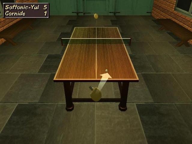 لعبة تنس طاولة Table Tennis Pro