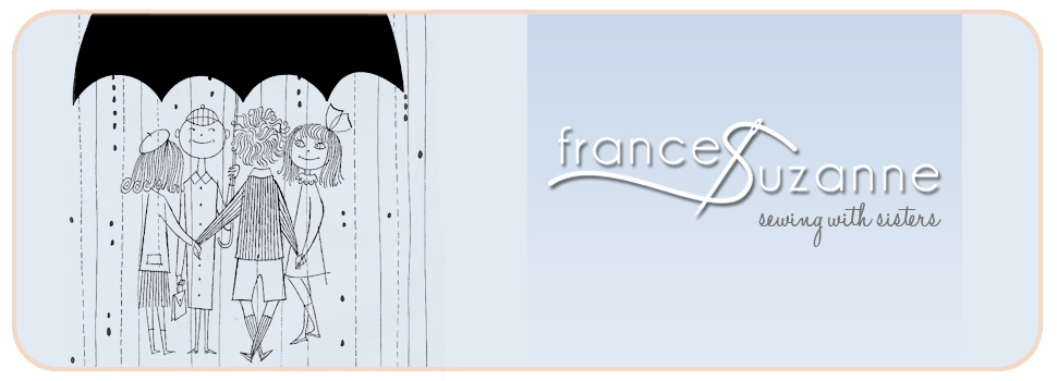 Frances Suzanne | Sewing with Sisters