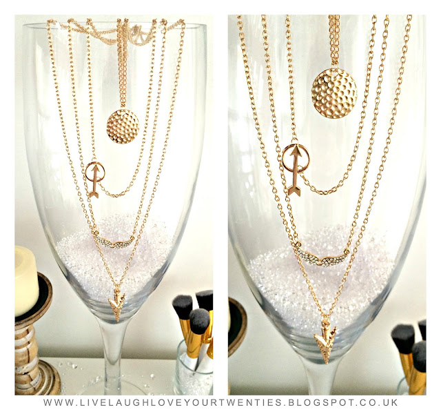 eBay, Jewellery, Delicate, Fine, Gold, Rose Gold, Silver, Crystal, Bangle, Cuff, Nail, Screw head, Cartier, Necklace, Pendant, Dream Catcher, 4 chain, Double Chain, Accessory, Arrow, Wings, Coin, Blue, Beads
