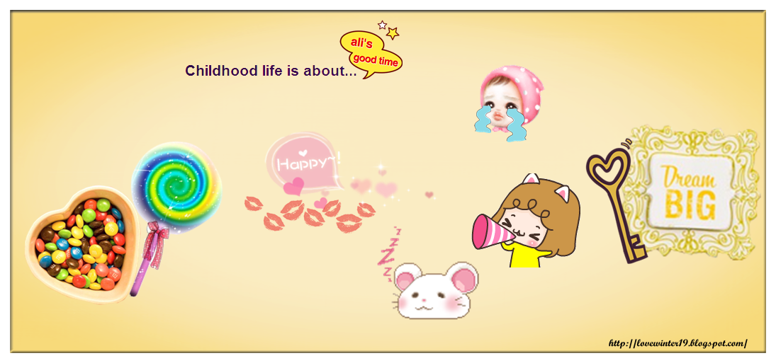 childhood life