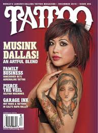 Tattoo Magazine
