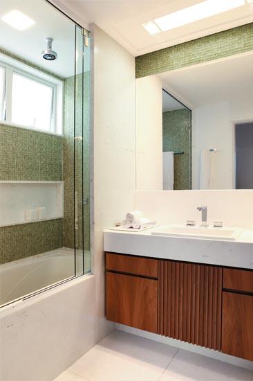 Decoração Nichos na Parede do Banheiro  Cores da Casa -> Nicho Na Parede Do Banheiro