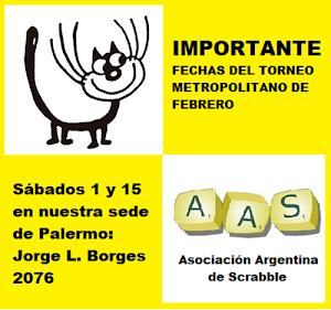 1 de febrero - Argentina