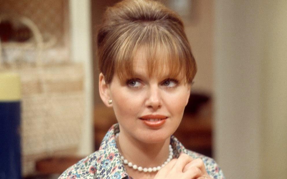 Patricia Brake. UK actress