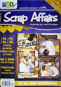 SCRAP AFFAIRS MAGAZINE