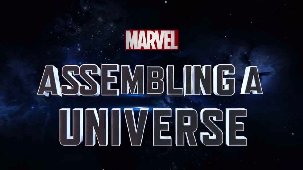 capa Download – Marvel Studios   Assembling a Universer – HDTV AVI + RMVB Legendado ( 2014 )