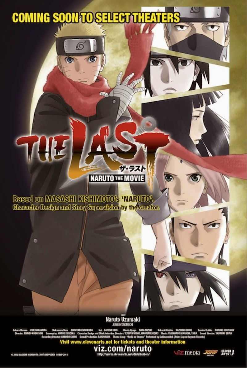 Download  Baixar Naruto The Last: Naruto the Movie