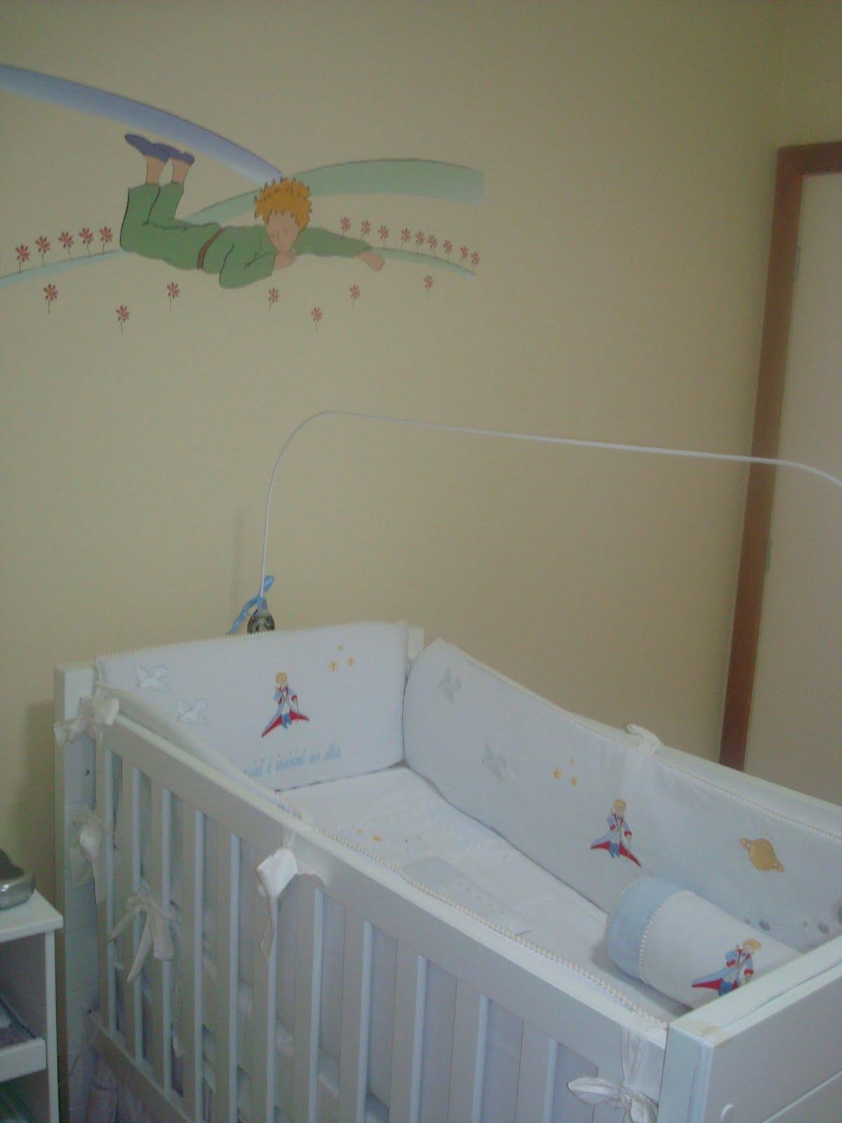 Atelier de Bebês O quarto do pequeno príncipe!!