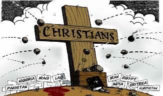 Creştinismul – cea mai persecutată religie