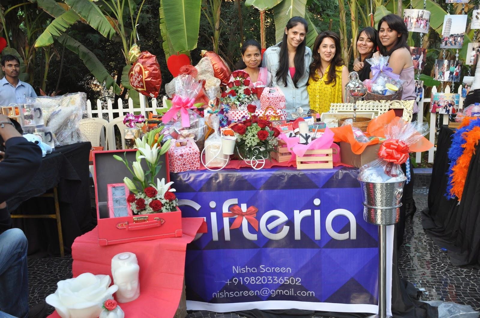 Nisha Sareen's Gifteria at Villa 69