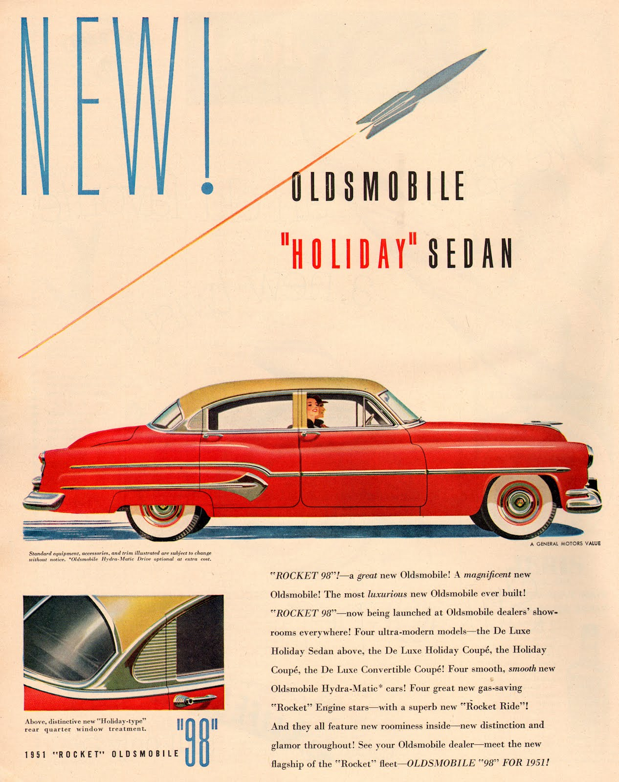Neat Stuff Blog: Vintage Car Ads