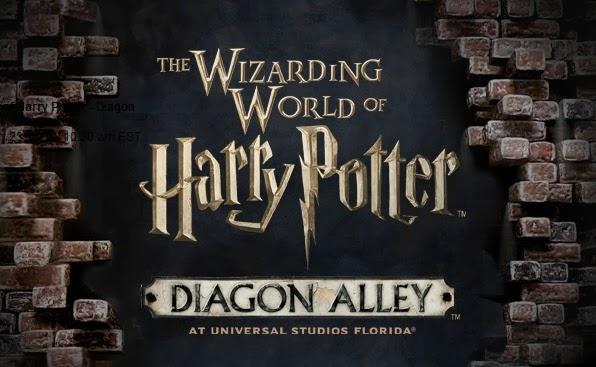 Wiarding World of Harry Potter Diagon Alley