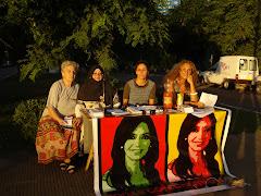 Todas con Cristina La Plata
