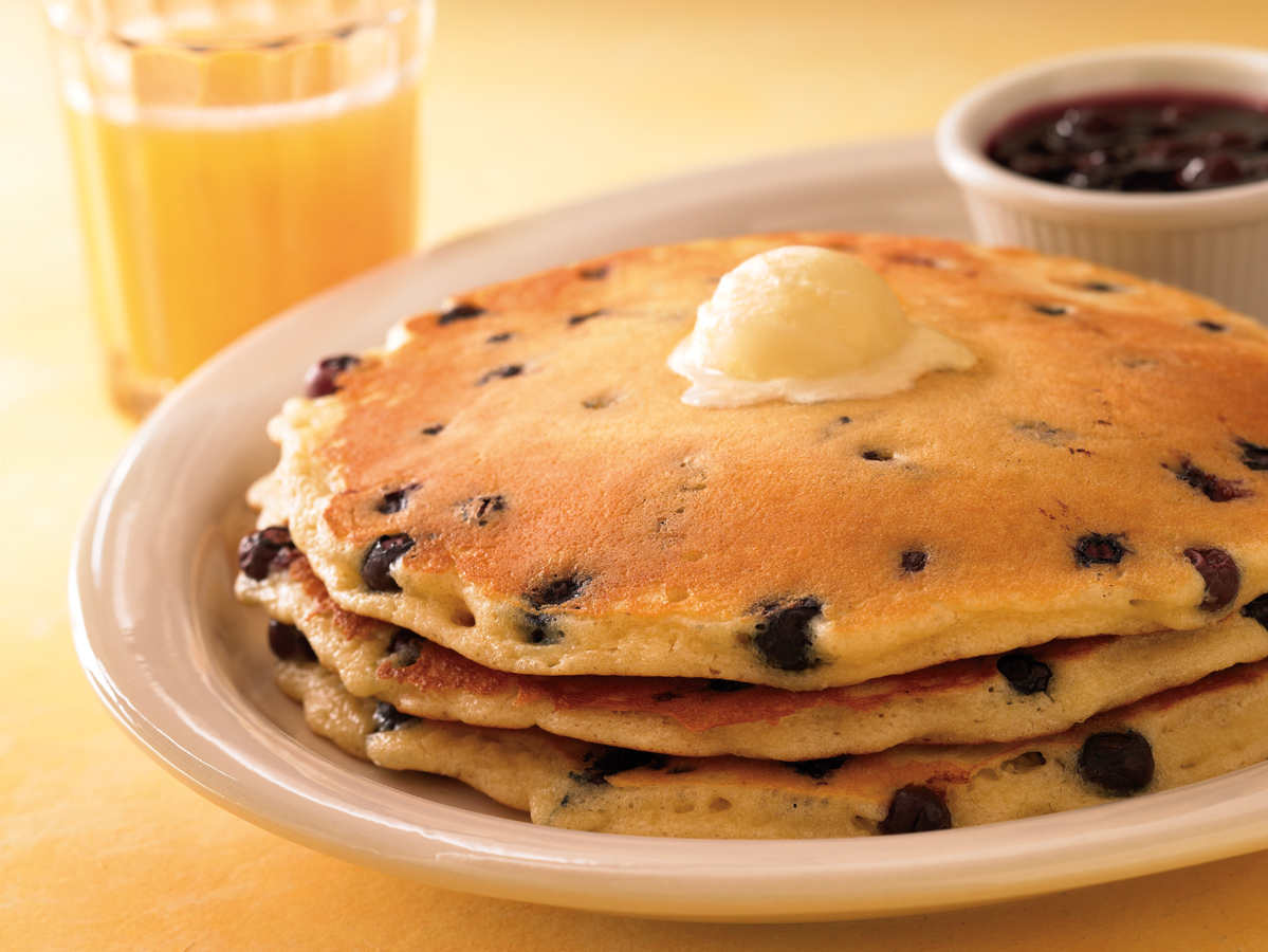 Mercado's Life Lessons: Tomorrow is National Pancake Day