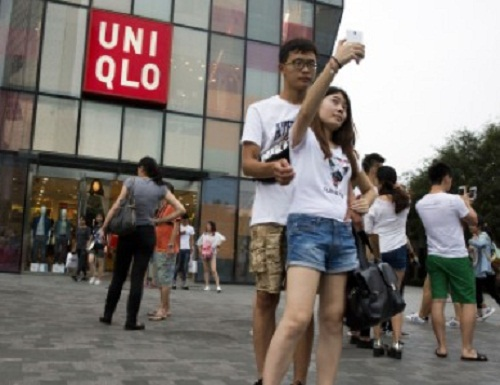Uniqlo sex video scandal