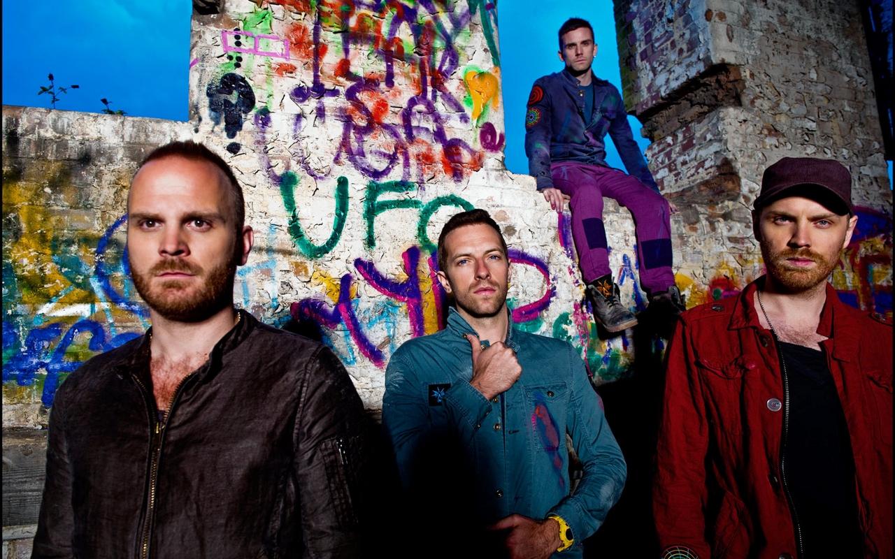 Just Walls: Coldplay Wallpaper Coldplay