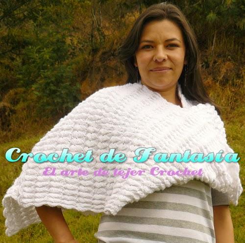 Crochet, ganchillo, chal, tejido, hecho a mano, abanicos, puntada.