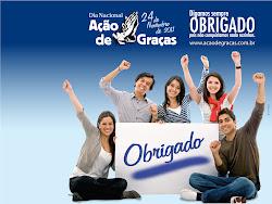 Dia de Ação de Graças no Brasil