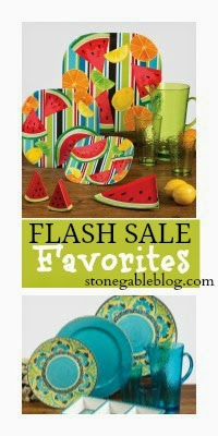 StoneGable AT HOME FLASH SALE