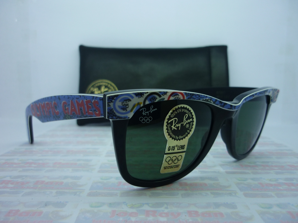 Ray Ban Wayfarers 50mm Los Angeles « Heritage Malta ee18949608