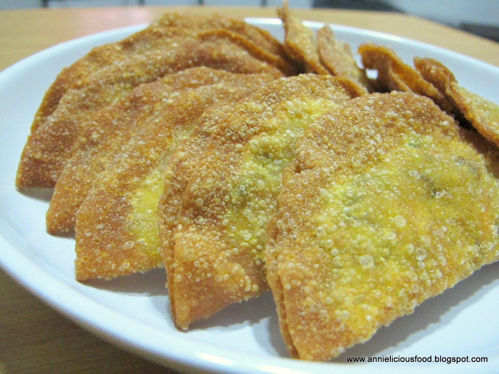 how to make fried dumplings