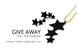 Give away hos Dankebaar