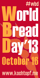 world bread day '13