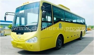 Cho thuê xe đi Thái Bình từ Hà Nội 1