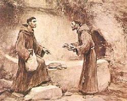 Você ja pensou em ser um frade franciscano capuchinho?