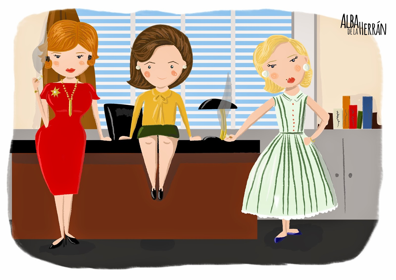 Mujeres Mad Men