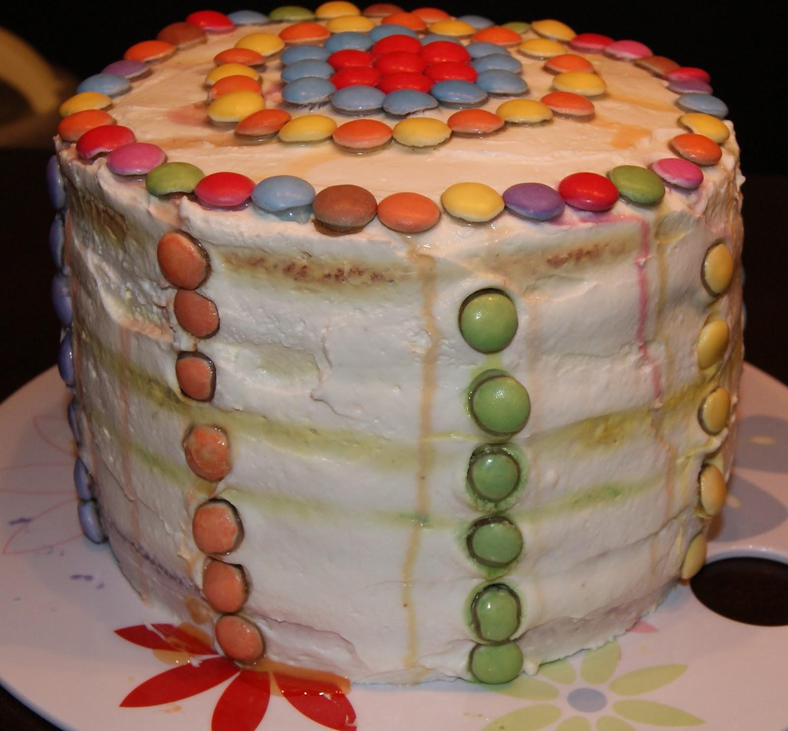 kugelrund und kunterbunt mission rainbow cake wir backen einen regenbogenkuchen. Black Bedroom Furniture Sets. Home Design Ideas