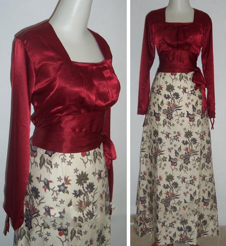 Mode dan Gaya Hijab: Pusat Penjualan Gamis Batik Modern
