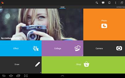 Aplikasi Android Gratis Terpopuler Untuk Edit Foto