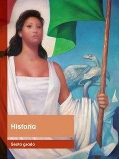 Libros de texto ciclo escolar 2014-2015 Sexto Grado Historia por bloque