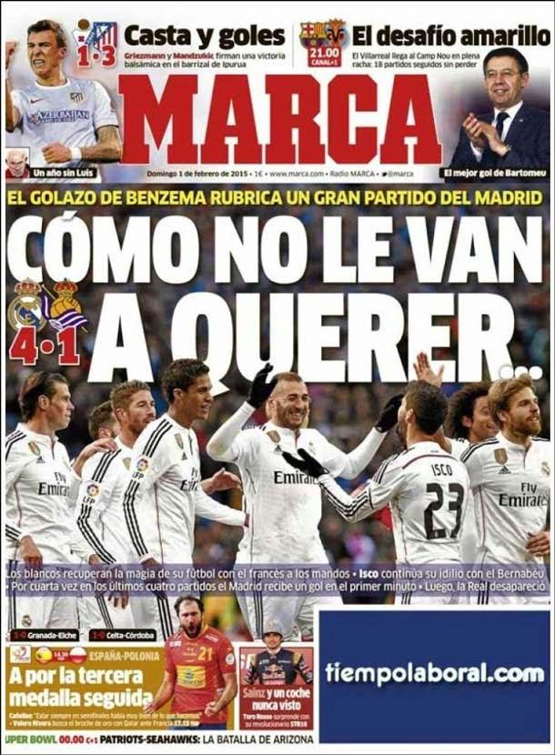 Portada Marca (01/02/2015)