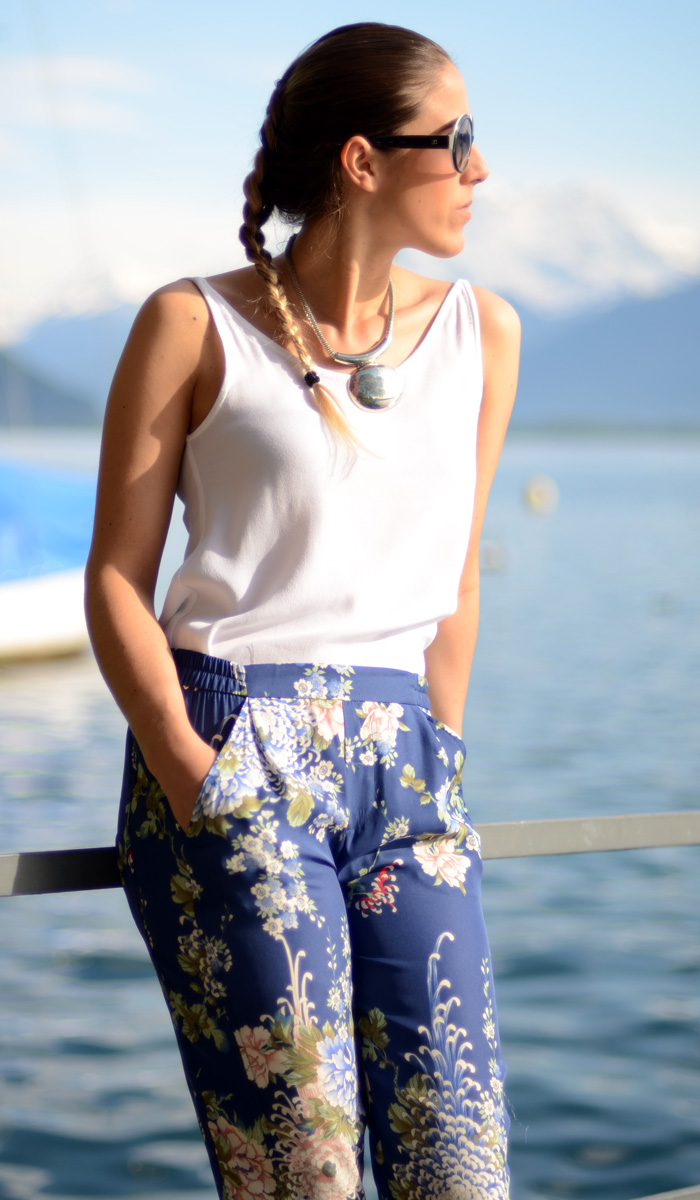 Bangbangblond, Alison Liaudat, Zara, Asian, Look of the day, Suisse fashion blogger