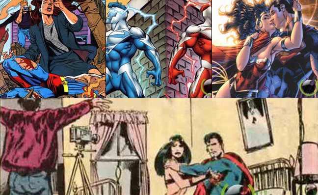 7 Cerita Superman yang paling di Protes