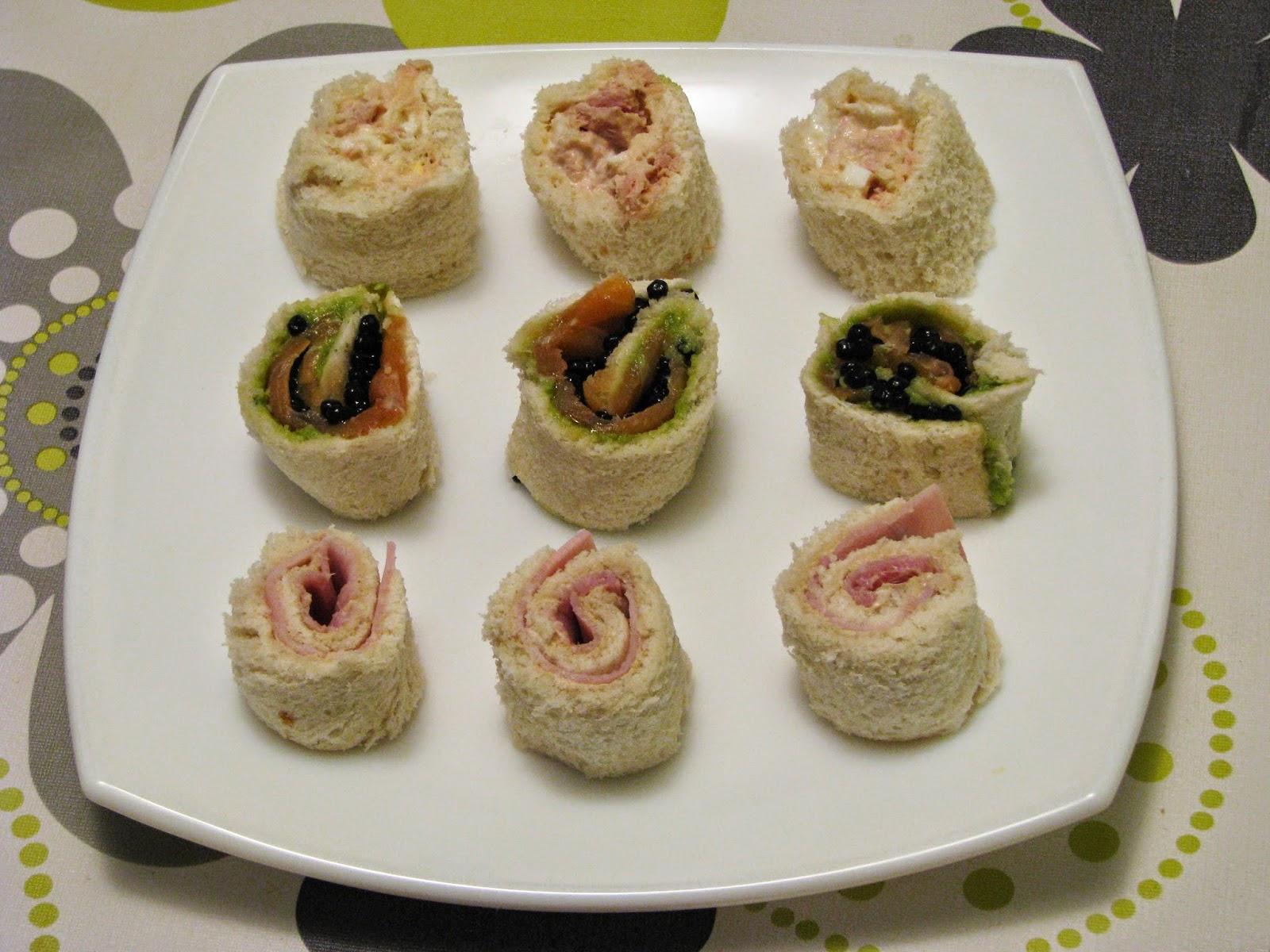 recetas para cocinillas canap s variados