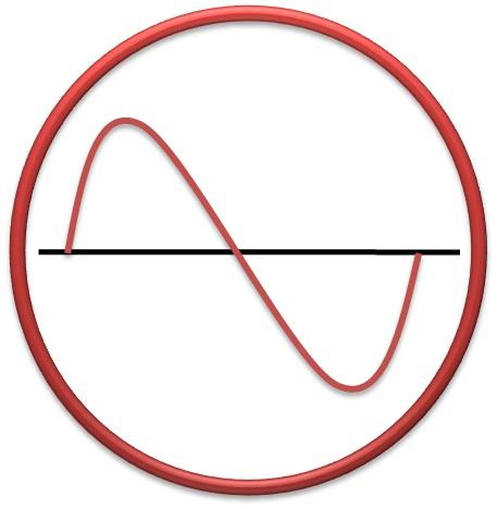 Ac Current Symbol