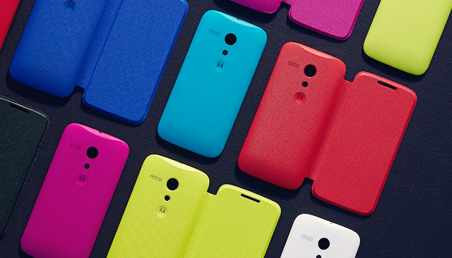 Moto G Back and Flip covers