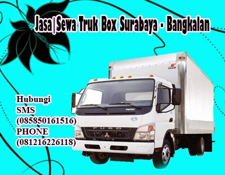 Jasa|Sewa Truk Box Surabaya - Bangkalan