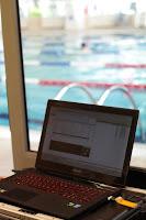 Pomiary akustyki basenu