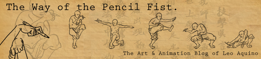 The Way of the Pencil Fist