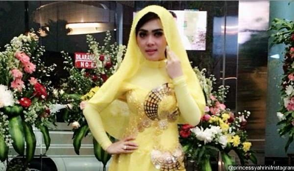 Model Tudung Fatima Syahrini Jadi Trend