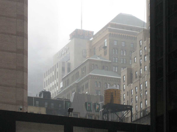 54th St. Fog - Off 6th Ave.