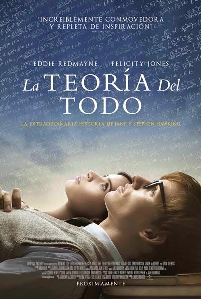 LA TEORIA DEL TODO ONLINE 2014 - ESPAÑOL LATINO HD