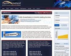 TrafficMonsoon! Get Paid, Get Traffic