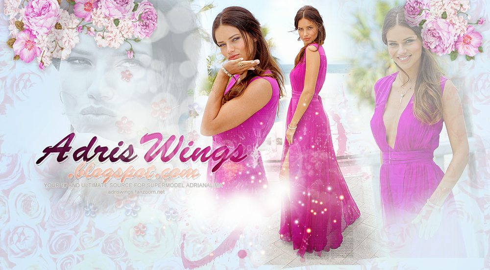 Adriana's Wings-Your Ultimate Source for Supermodel Adriana Lima